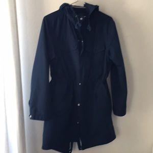 Navy Madewell jacket - medium